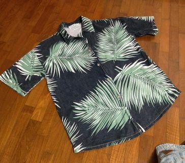 🌸 FREE with any purchase 🌸 tropical shirt