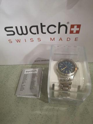 Authentic Swatch Stainless Steel Watch