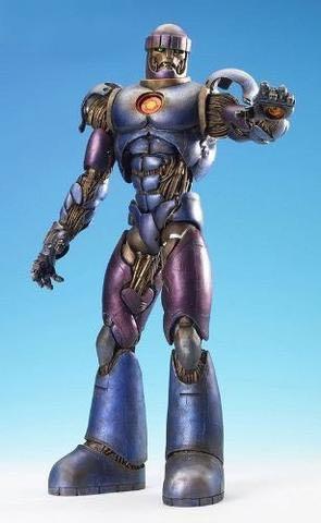 Marvel Legends: Sentinel BAF without tentacles