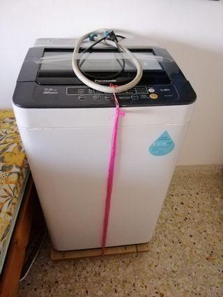 Panasonic NAF75S3 7.5kg Eco Aquabeat top loading Washing Machine