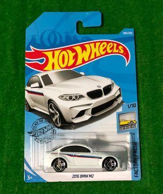 🚚 Hotwheels BMW M2