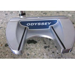ODYSSEY WHITE HOT RX V-LINE FANG PUTTER NEW