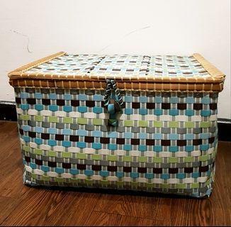 Hand Woven Storage Box