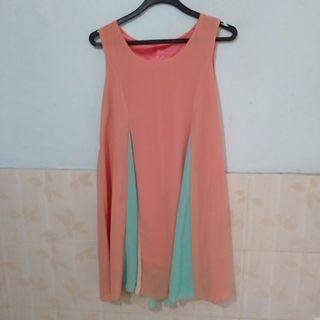 Dress pastel feminim