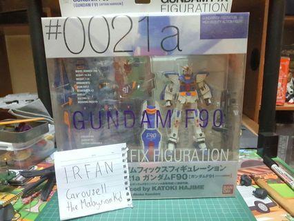 *MISB* Bandai GFF 1/144 #0021a Gundam F90/F91