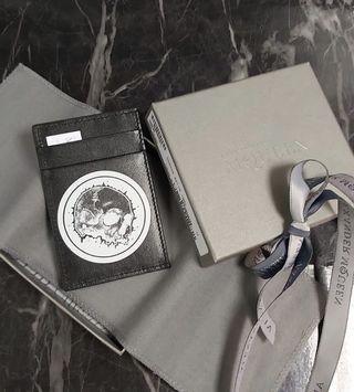 McQueen cardholder (black)