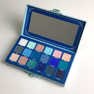 Jeffree Star Cosmetics Blue Blood Palette - AUTHENTIC