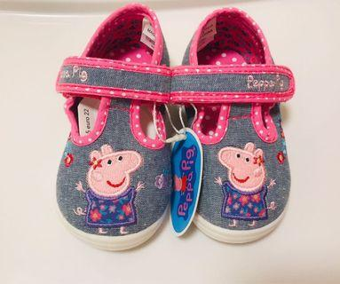 女童Peppa Pig 健康鞋