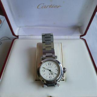 🚚 Cartier Pasha C Big Date 35MM