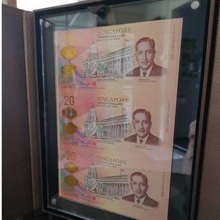 🚚 SG 200 Bicentennial Notes