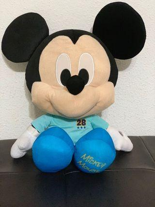 Super Big Authentic Mickey Mouse Plushie