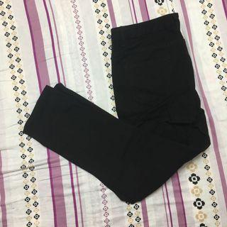 🚚 韓🇰🇷黑色牛仔褲