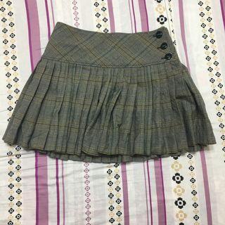 🚚 格紋裙