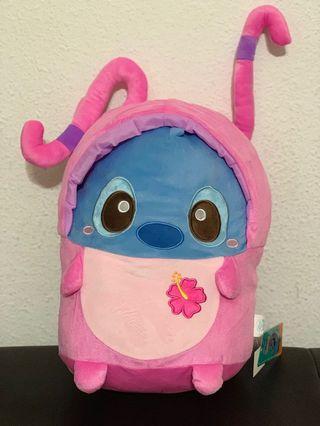 Authentic Stitch Pink Costume Plushie