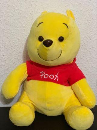 Authentic Winnie The Pooh Plushie