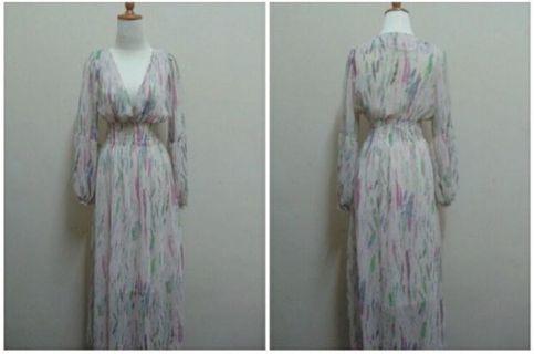 Candy Long Dress