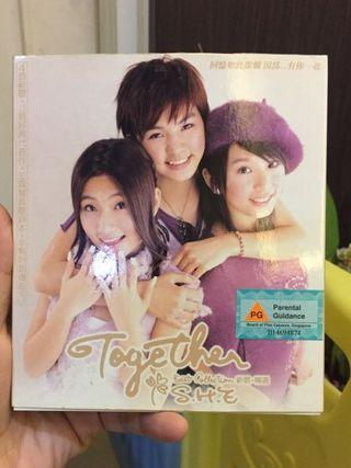 S.H.E - Together (Best Collection, 2 CDs)