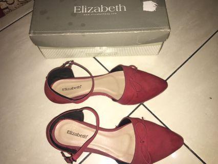 Elizabeth Flat Shoes