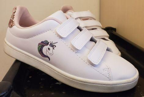 H&M little pony girl's casual shoes 女童鞋