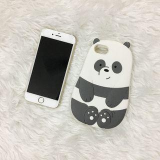 [USED] iPhone 6 + Free We Bare Bear soft cover
