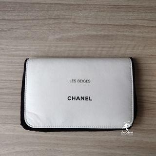 Authentic Chanel Beaute Gift Mirror Dinner Pouch