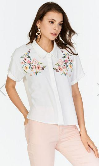 TCL Vince Embroidery Shirt