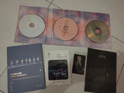Love Yourself Seoul DVD