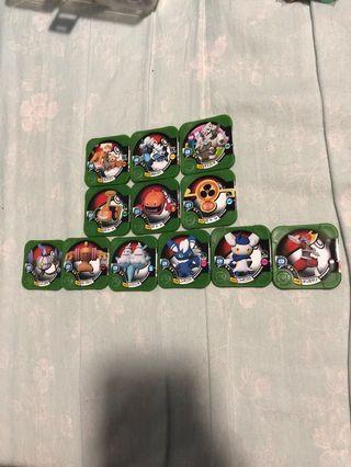 All for 15 Pokemon tretta ver z1