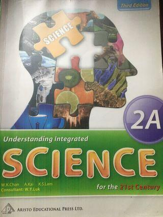 Integrated science 2A