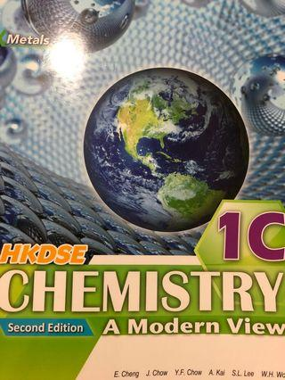 HKDSE Chemistry a modern view 1C metals(second edition)