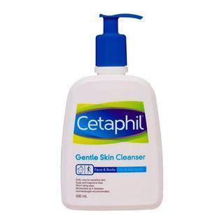 Cetaphil Gentle Skin Cleanser 500ml gratis ongkir