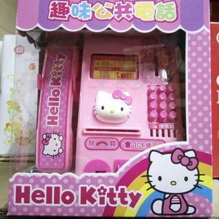 🚚 Kitty多功能趣味電話