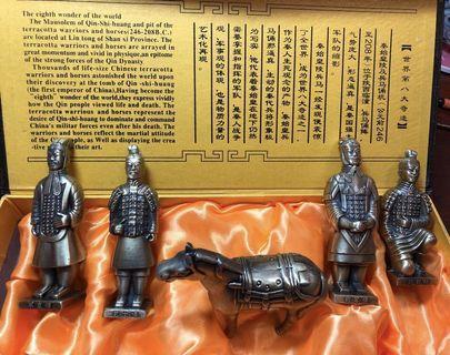 中國西安 秦兵馬俑