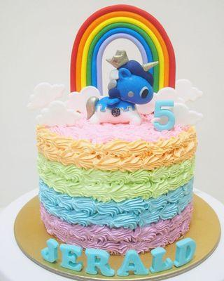 Tokidoki cake