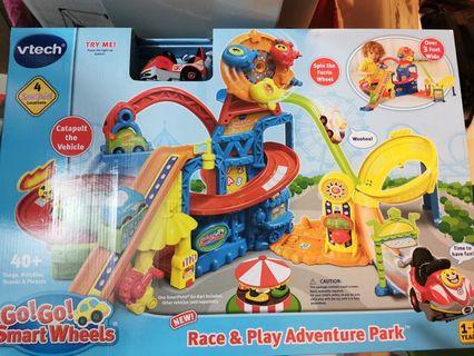 Vtech Go Go Smart Wheels Race & Play Adventure Park