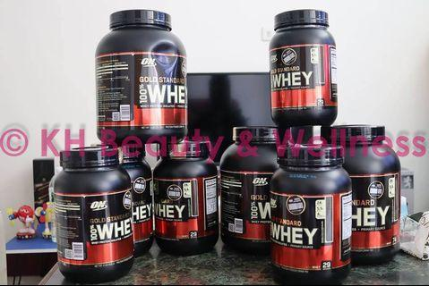 🚚 ON whey 2lbs with tumbler
