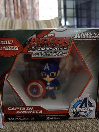 Avengers collection [CAPTAIN AMERICA]