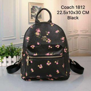 COACH Floral Bagpack