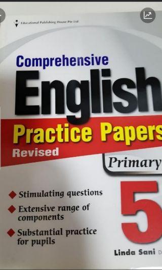 Brand New Pri 5 English Practice Papers