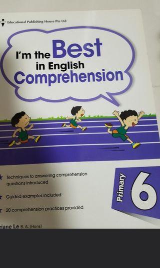 Brand New Pri 6 English Composition