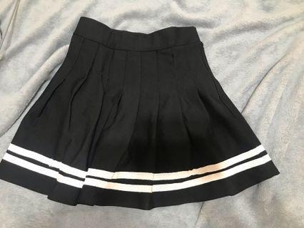 🚚 黑色網球裙