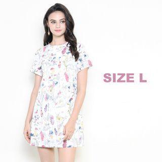 BN Shop Sassy Dream Emilia Dress White Floral