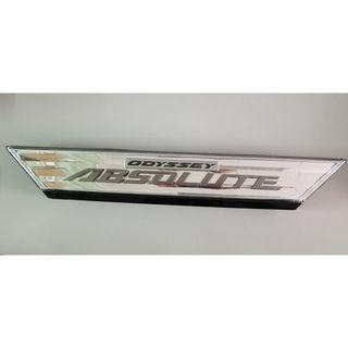 Honda Odyssey RC1 日本 Absolute 尾牌