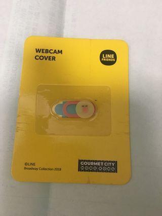 Line Friends Webcam Cover - ,Sally