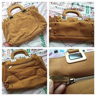 ❌🏡 CHARLES & KEITH AUTHENTIC BAG