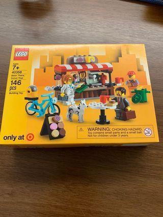 LEGO 40358 City Donut 可交換 60234 40334 或 40335 或toy story 系列