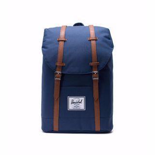 Herschel retreat Backpack 深藍色 背包 背囊 #MTRtaiwai