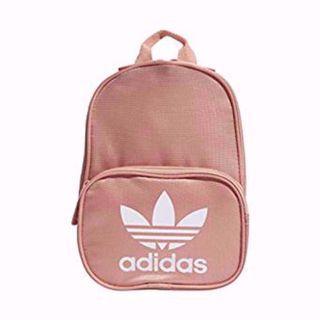 Adidas Originals 女 SANTIAGO MINI BACKPACK 小背包 粉色#MTRtaiwai