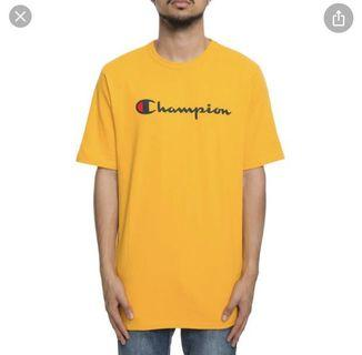 🚚 Authentic Champion Tee