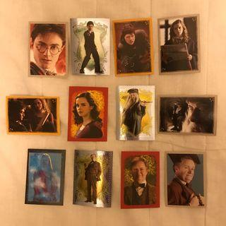 166 Harry Potter and the Half Blood Prince stickers (Panini)